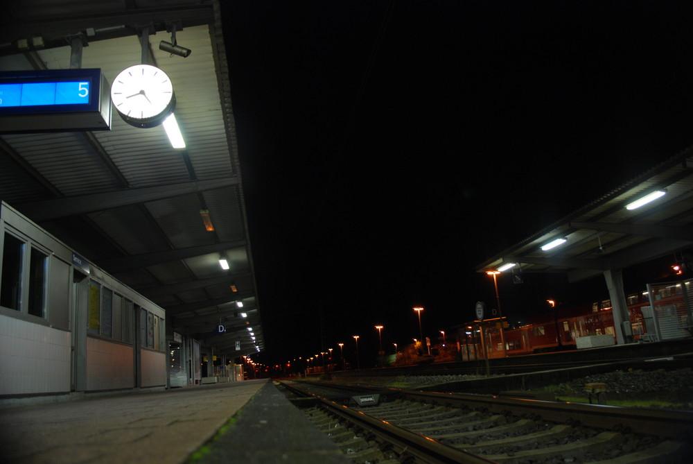 Bahnhof Emden