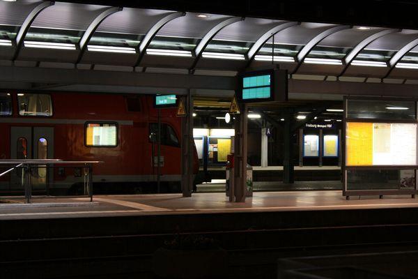 Bahnhof Freiburg