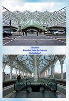 Bahnhof Gare do Oriente (Ostbahnhof) Lissabon (3)