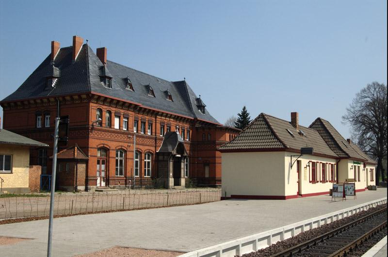 Bahnhof Gernrode
