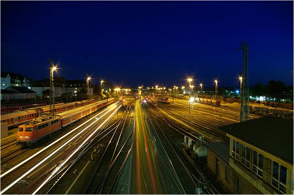 ...::: Bahnhof Giessen :::...