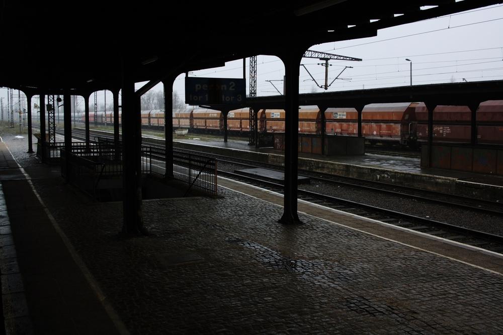 Bahnhof Groß Strehlitz
