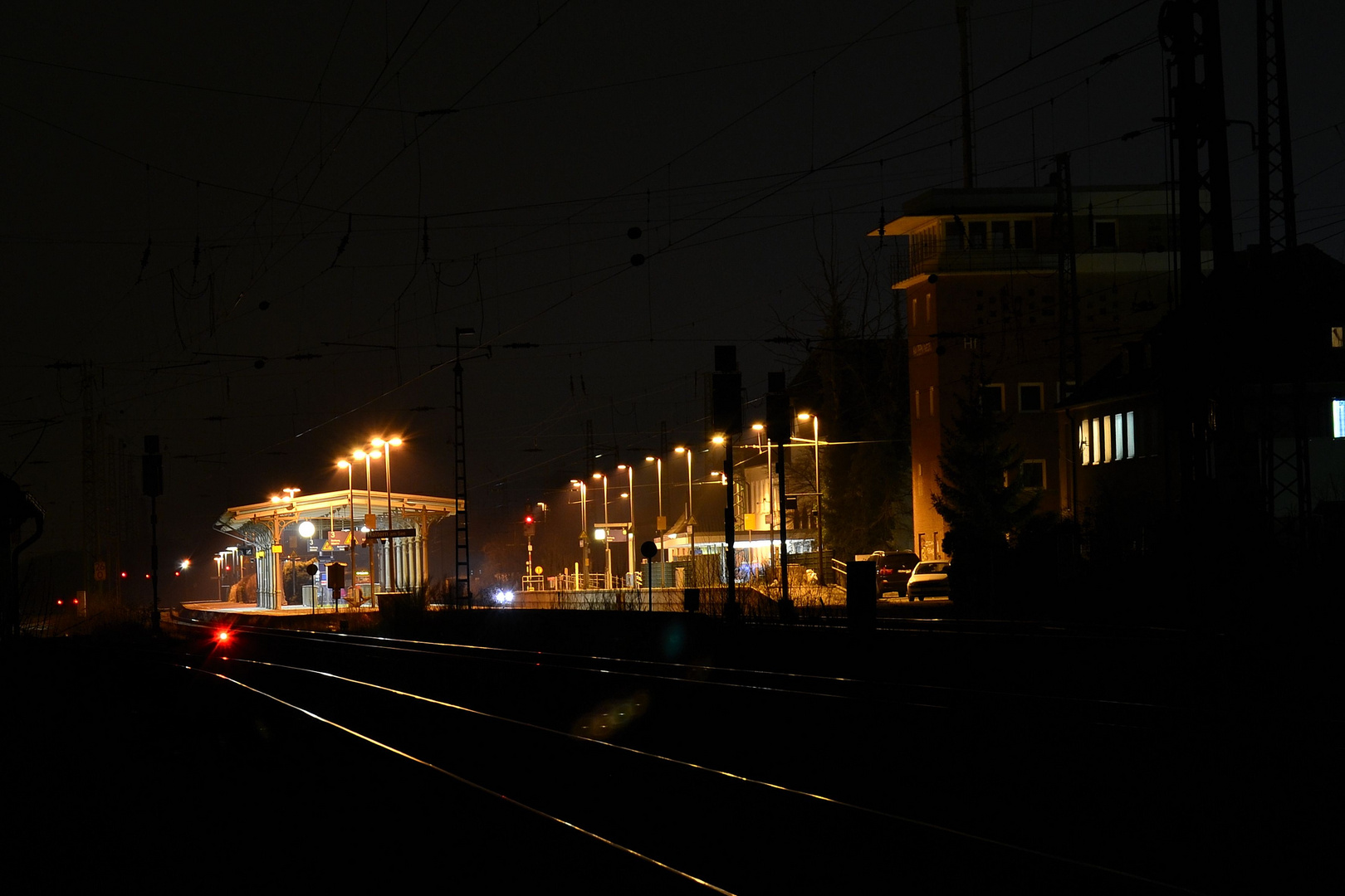 Bahnhof Haltern