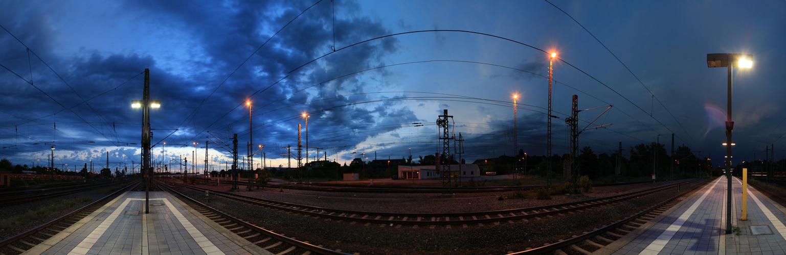 Bahnhof Hannover Nordstadt