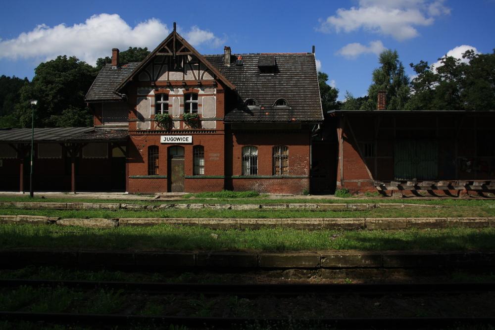 Bahnhof Hausdorf