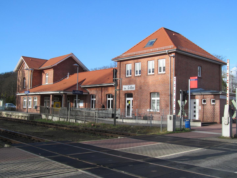Bahnhof Hemmoor