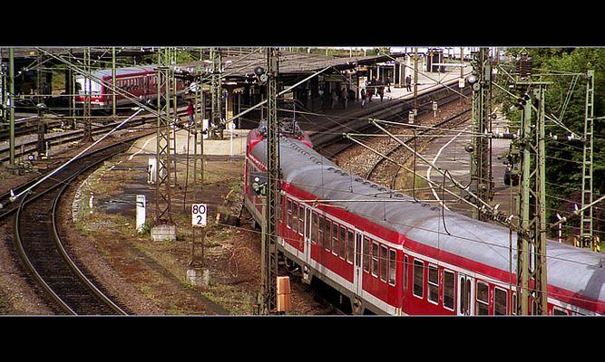 Bahnhof Horb