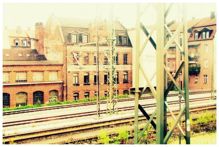 Bahnhof in Nürnberg