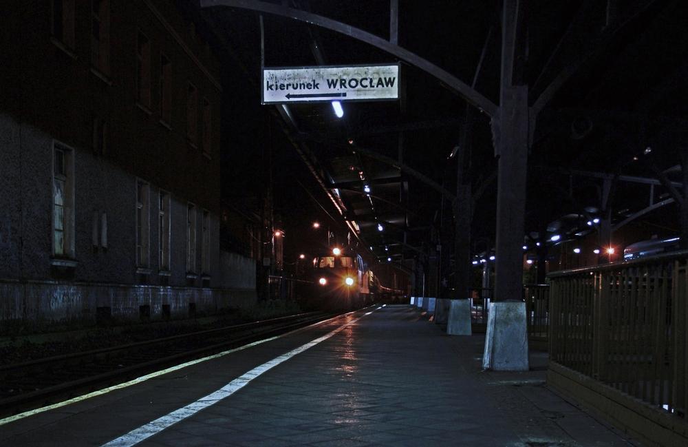 Bahnhof Jaworzyna Slaska