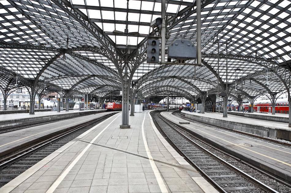 Bahnhof Köln