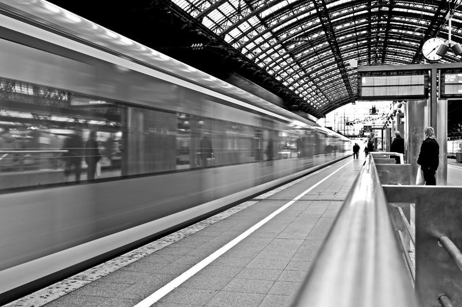 Bahnhof Köln 2