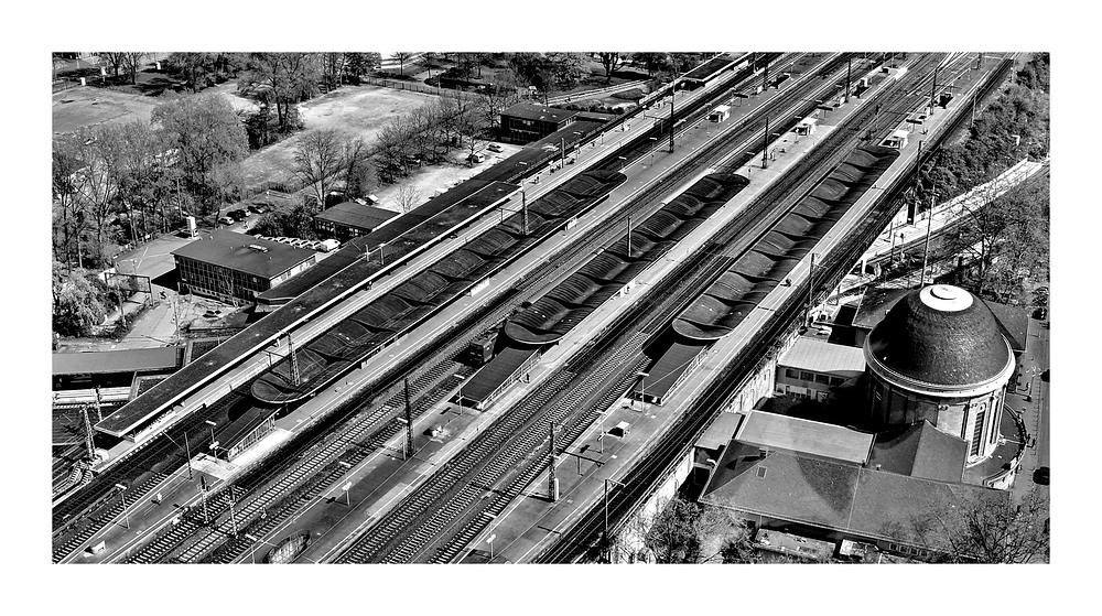 Bahnhof Köln Deutz