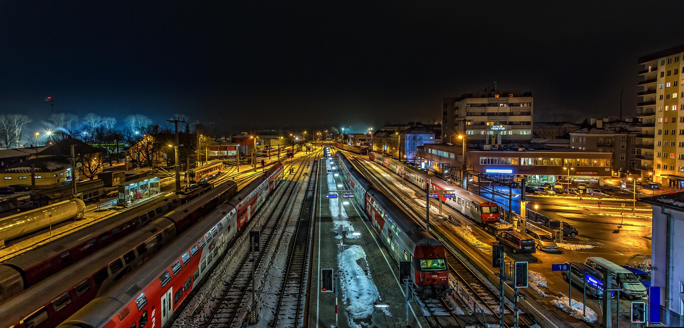 Bahnhof Krems an der Donau