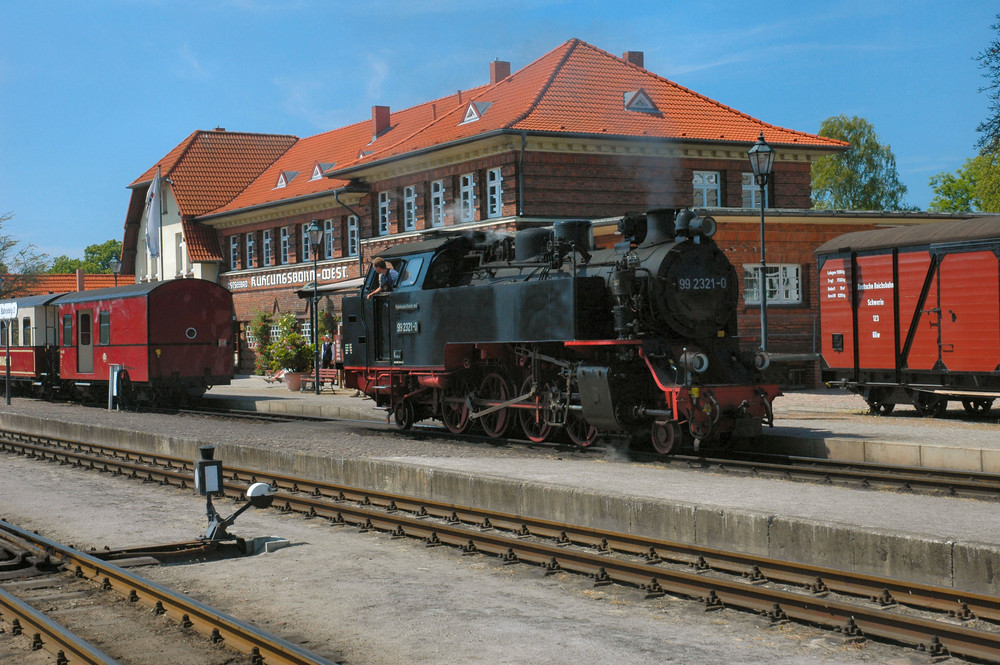 Bahnhof Kühlungsborn-West