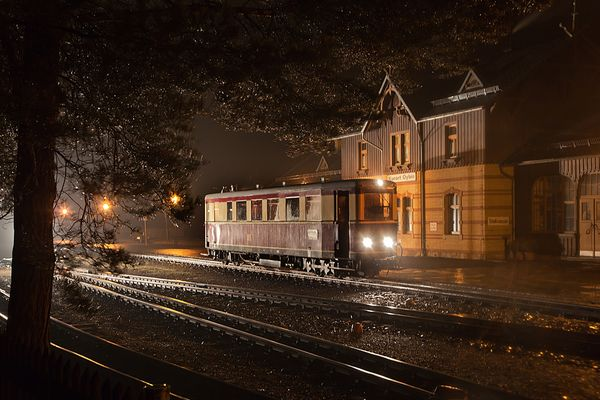 """Bahnhof """"Kurort Oybin"""" (3)"""