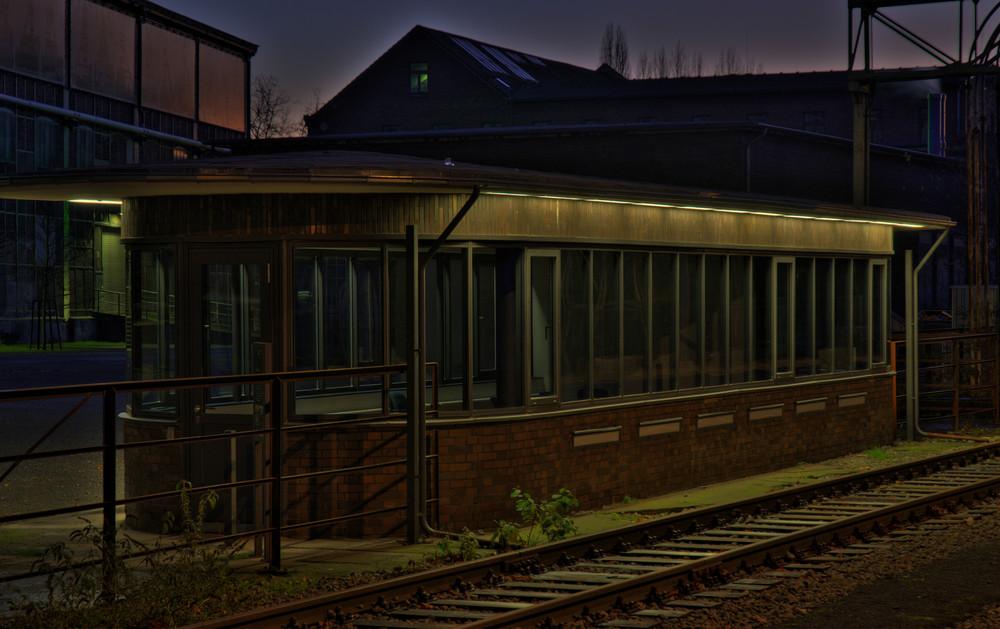 Bahnhof LaPaDu