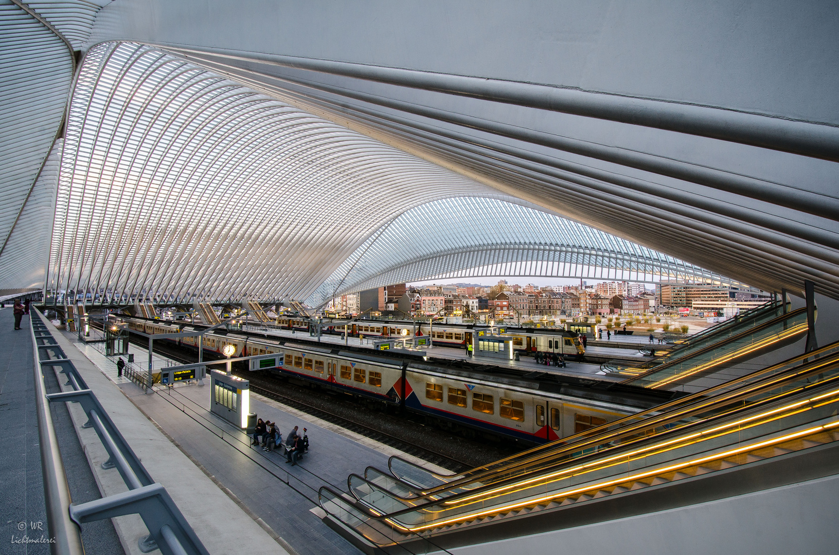 Bahnhof Liège-Guillemins 1