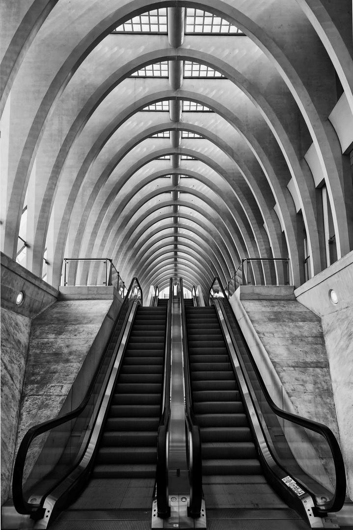 Bahnhof Liège-Guillemins II
