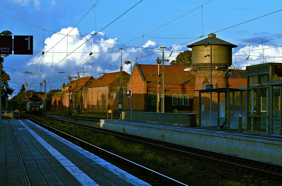 Bahnhof Lingen 2