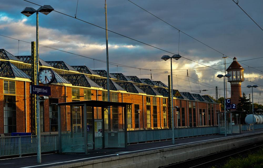 Bahnhof Lingen