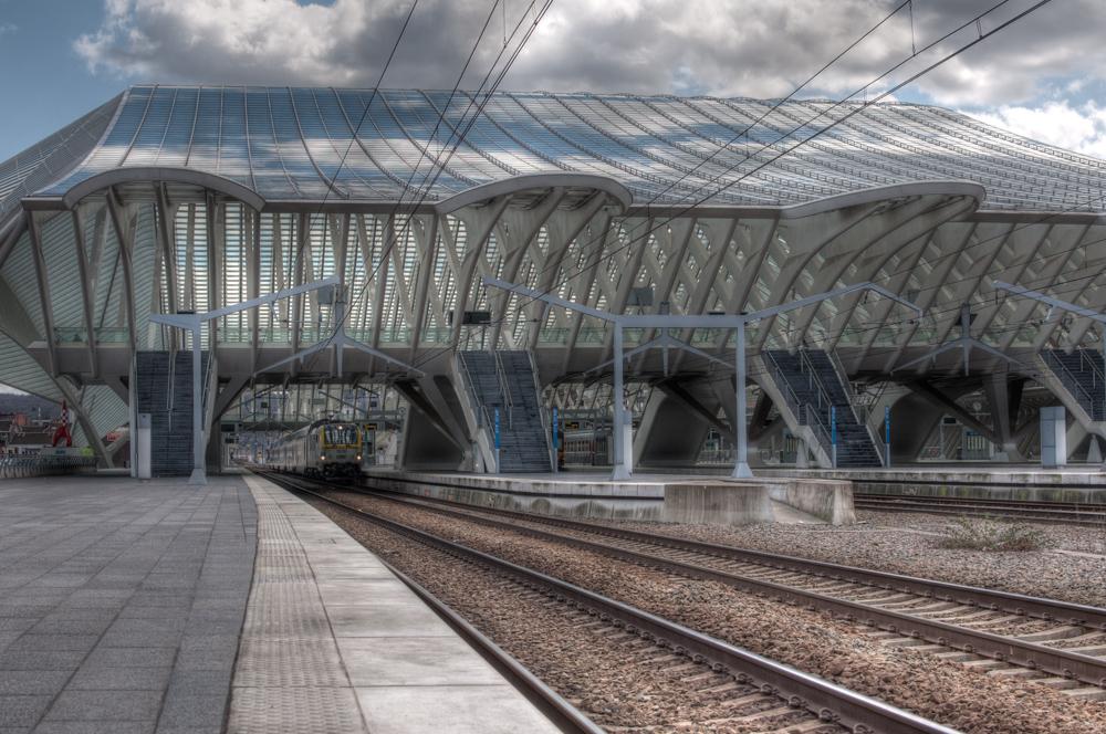 Bahnhof Lüttich