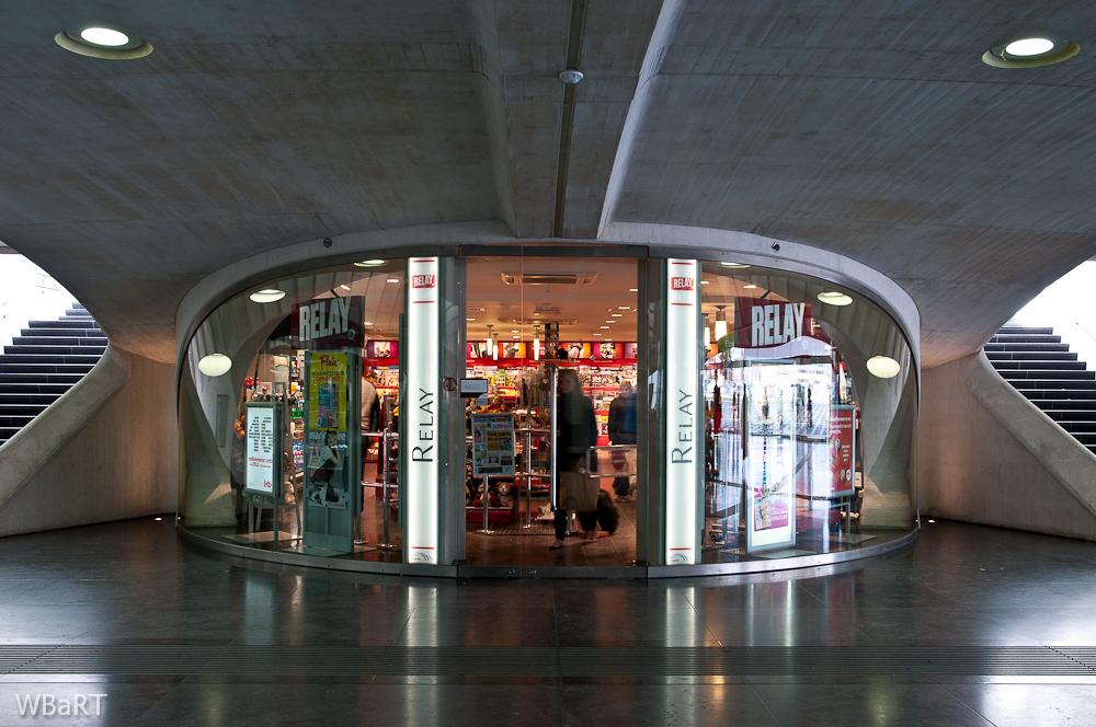 Bahnhof Lüttich 6