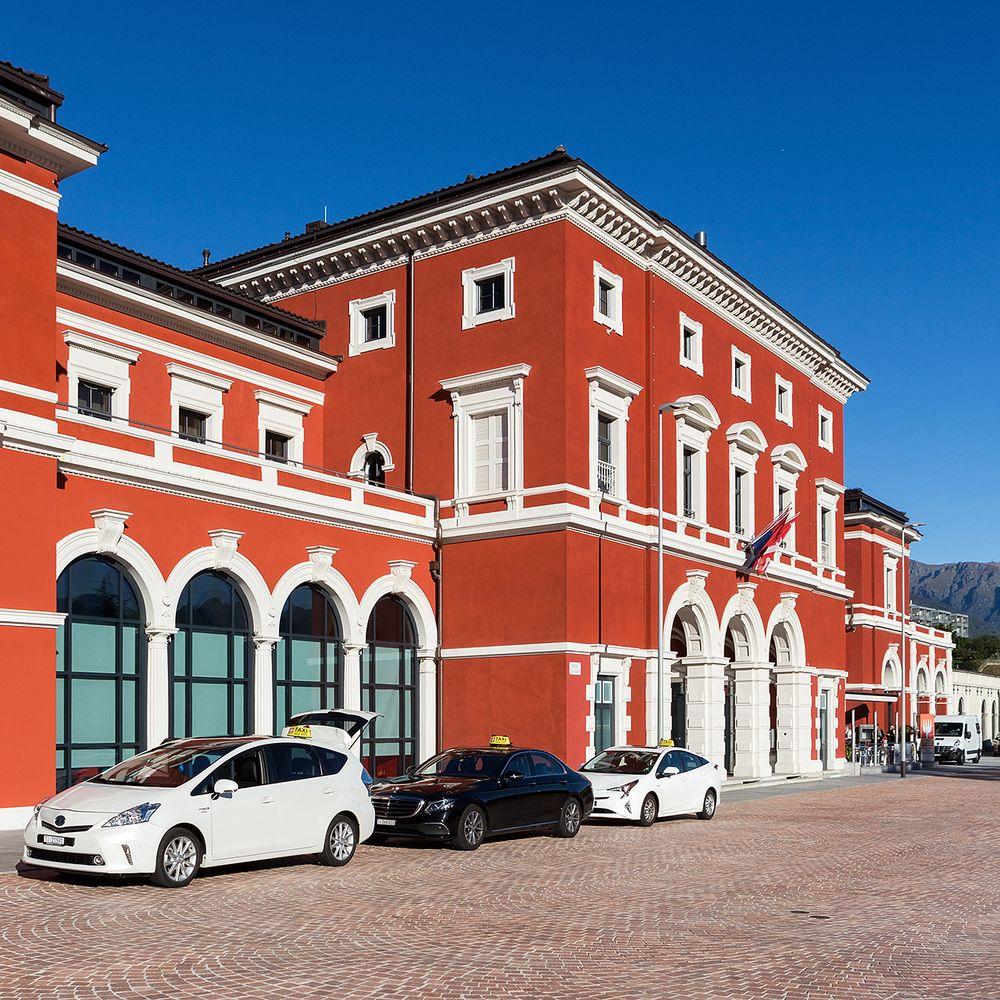 Bahnhof Lugano