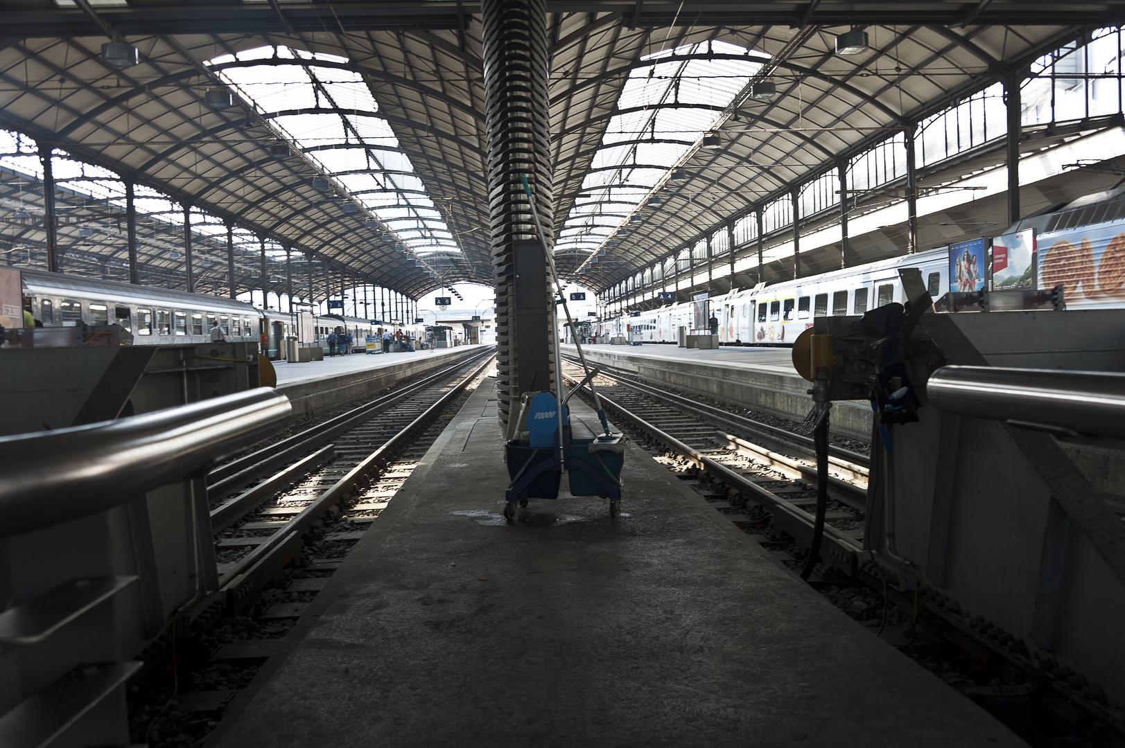 Bahnhof Luzern
