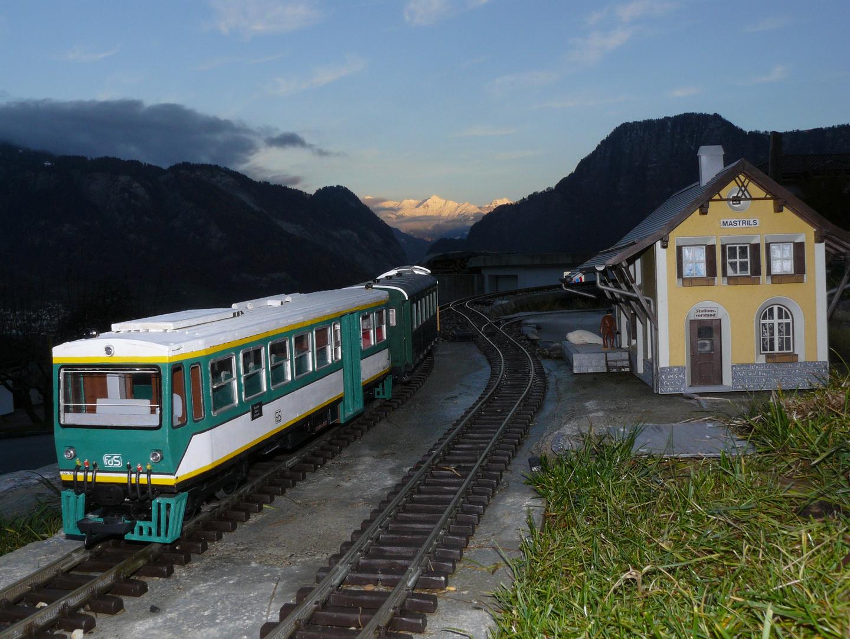Bahnhof Mastrils