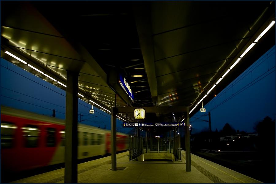 Bahnhof Meidling #5