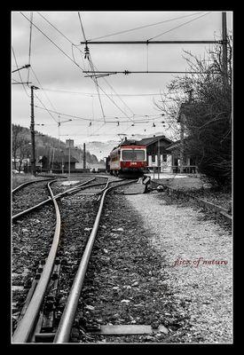Bahnhof mit Ablaufdatum