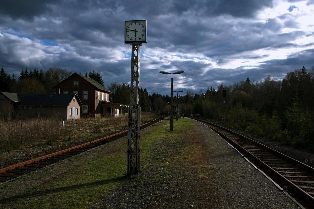 Bahnhof Muldenberg / Vogtland