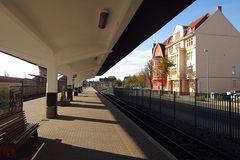 Bahnhof Nordhausen