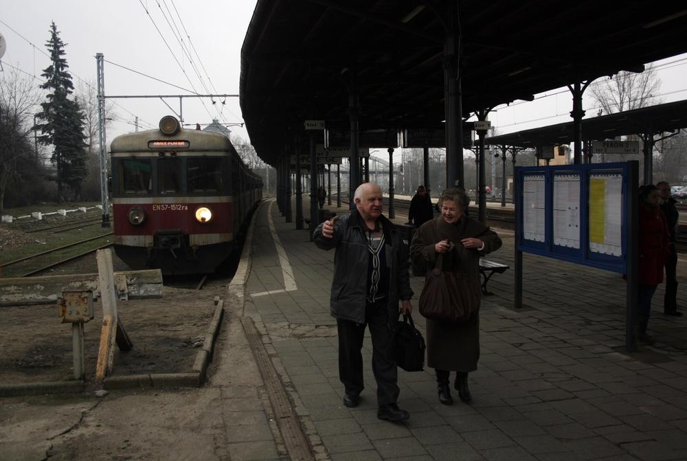 Bahnhof Oppeln