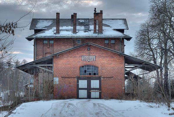 Bahnhof Oppurg