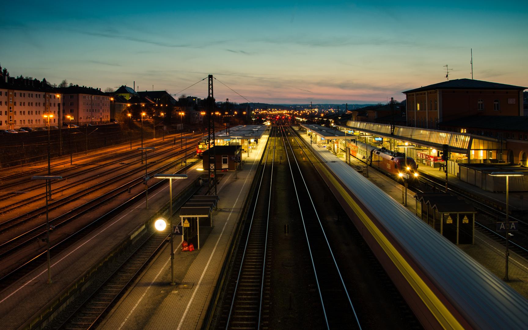 Bahnhof Passau