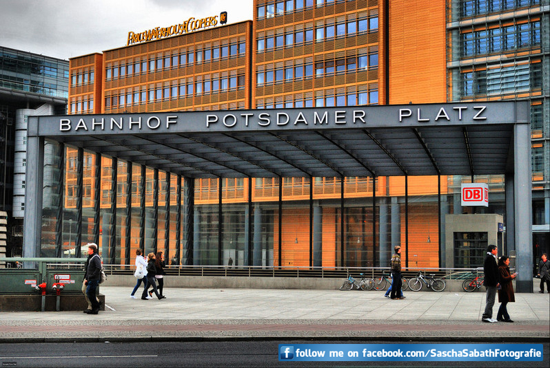 Bahnhof Potsdamer Platz 2