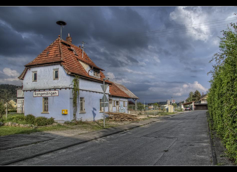 Bahnhof Rangendingen