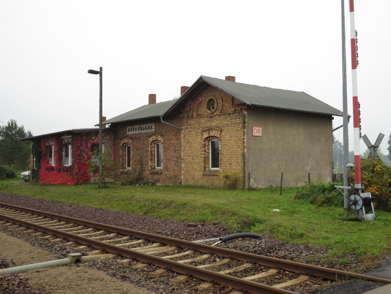 Bahnhof Rosenhagen (Prignitz)