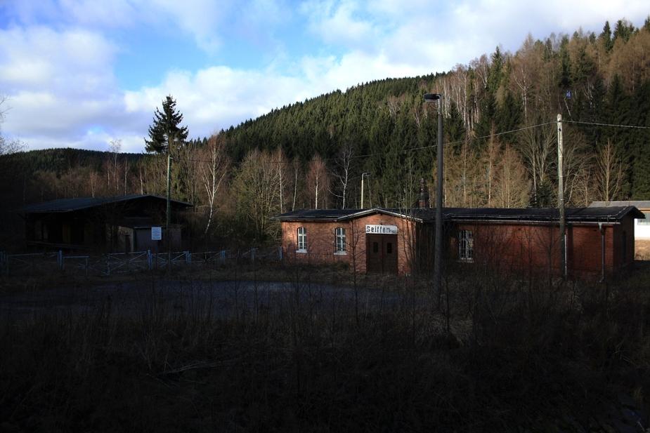 Bahnhof Seiffen ( Erzgeb )