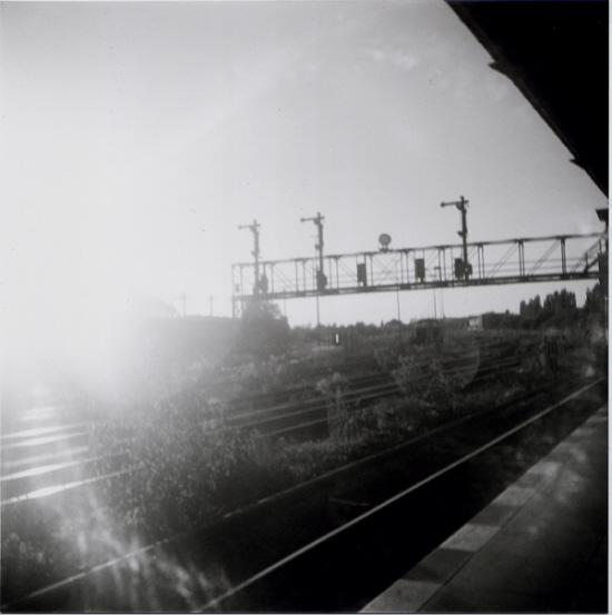 Bahnhof Sonnenfleck
