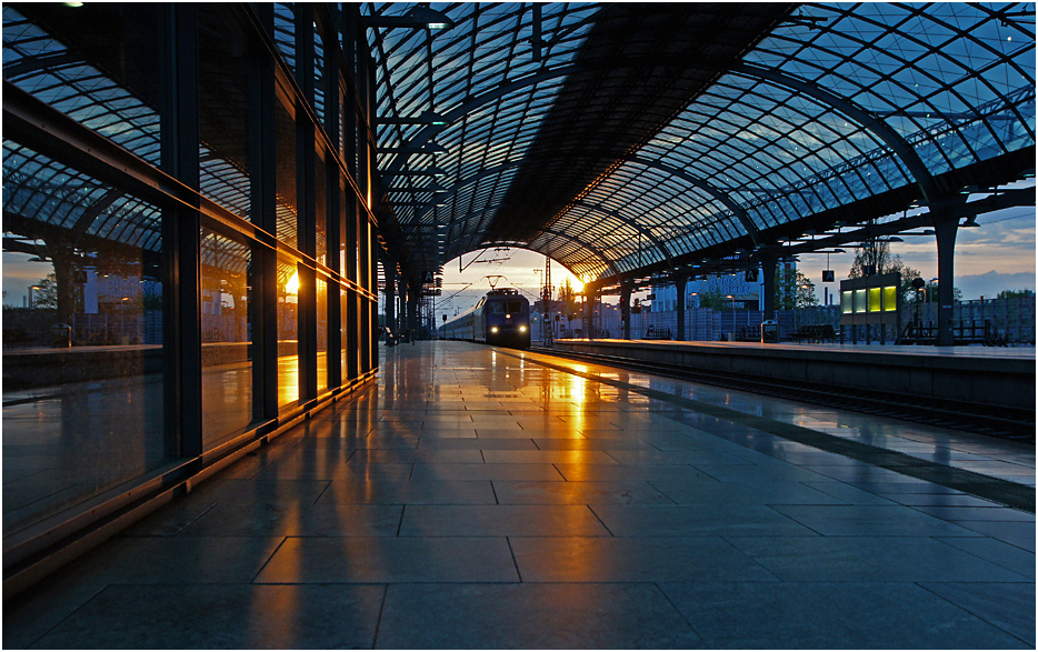 Bahnhof Spandau