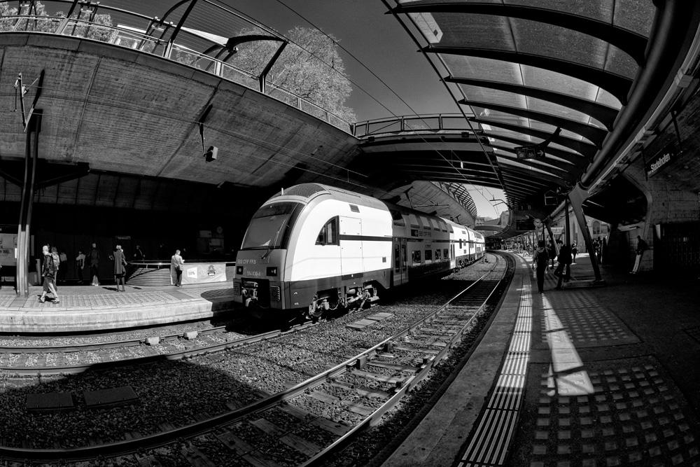 Bahnhof Stadehofen Zürich