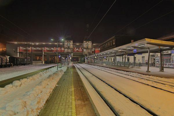 Bahnhof Steyr