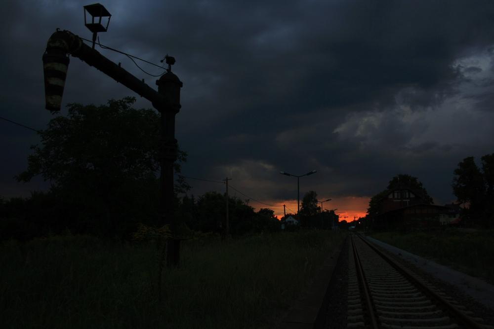Bahnhof Storkow