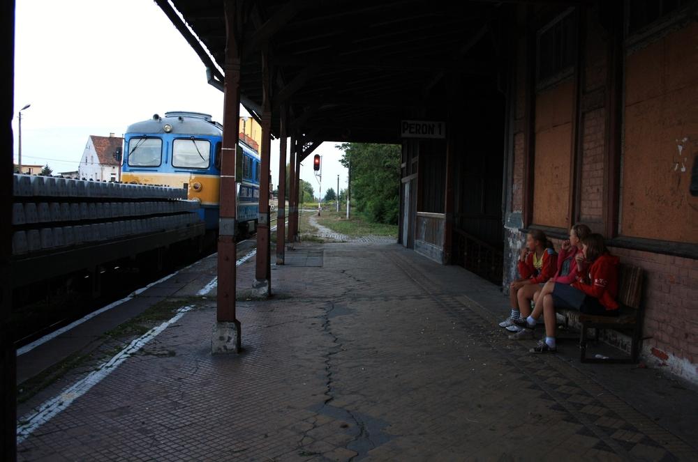 Bahnhof Striegau
