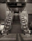 Bahnhof Südkreuz - Aufgang Westhalle