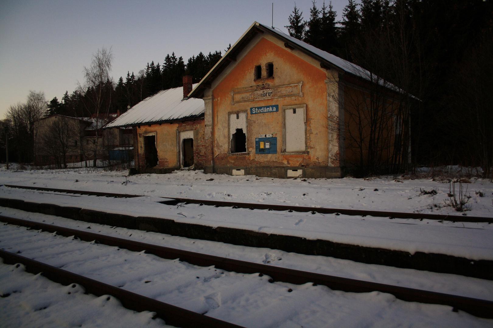 Bahnhof Thonbrunn