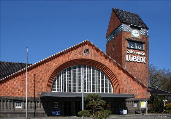 Bahnhof Travemünde