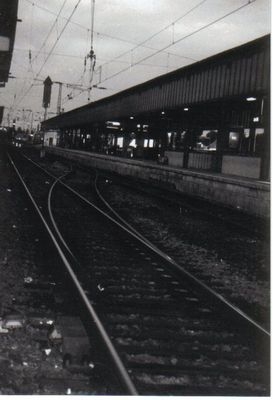 Bahnhof Trier